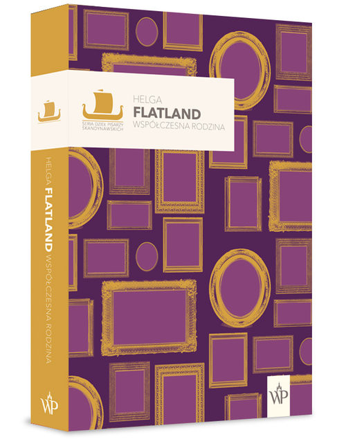 okładka Współczesna rodzina, Książka | Flatland Helga