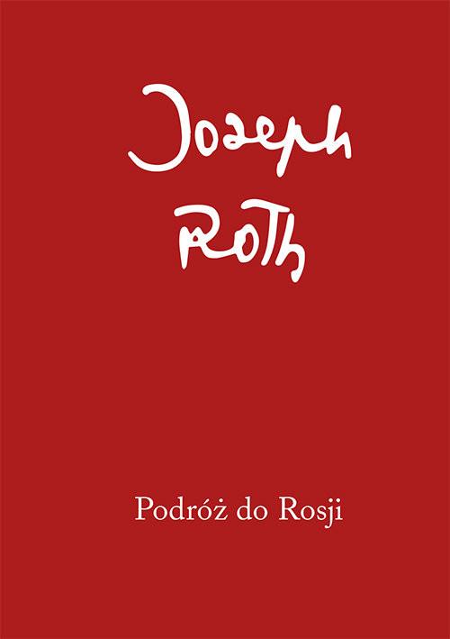okładka Podróż do Rosji, Książka | Roth Joseph