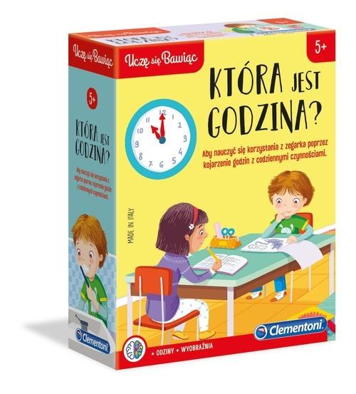 okładka Która jest godzina?książka |  |