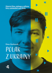 okładka Polak z Ukrainy, Książka  