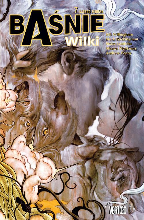 okładka Baśnie Wilki Tom 8 Komiks, Książka   Willingham Bill