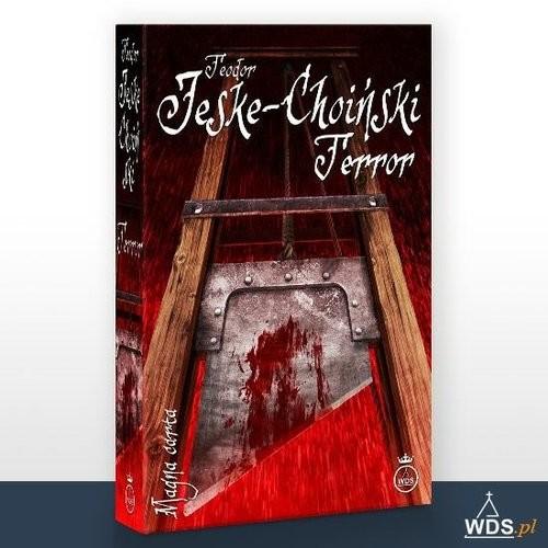 okładka Terror, Książka | Jeske-Choiński Teodor