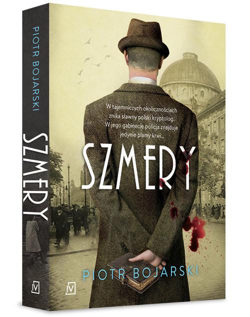 okładka Szmery, Książka | Bojarski Piotr