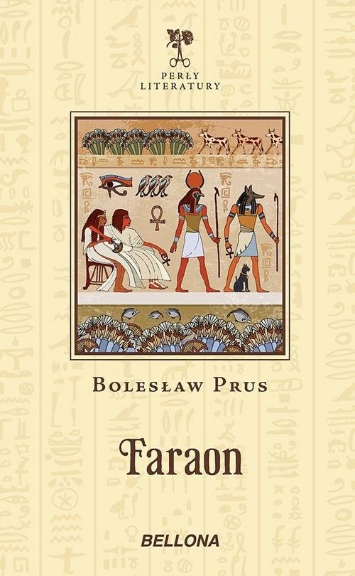 okładka Faraon, Książka | Bolesław Prus