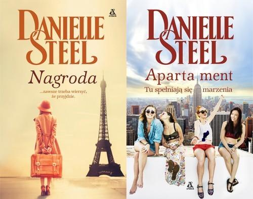 okładka Apartament / Nagroda, Książka   Steel Danielle