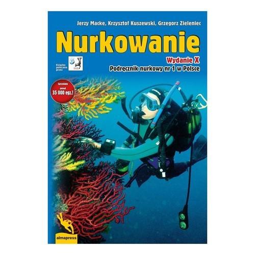 okładka Nurkowanie, Książka | Jerzy Macke, Krzysztof Kuszewski, G Zieleniec