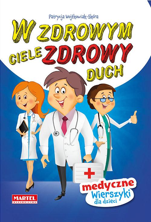 okładka W zdrowym ciele, Książka | Wojtkowiak-Skóra Patrycja