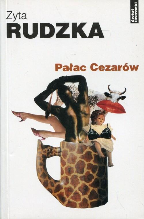 okładka Pałac Cezarów, Książka | Rudzka Zyta