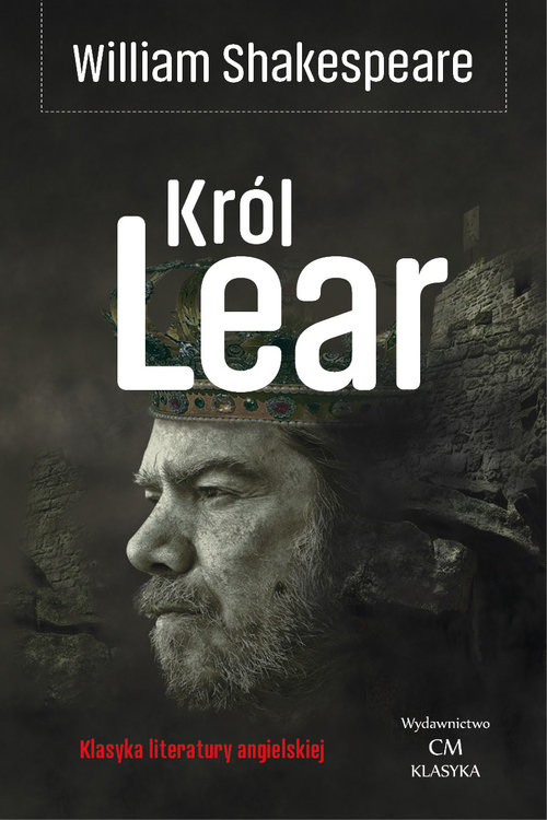 okładka Król Lear, Książka | Shakespeare William