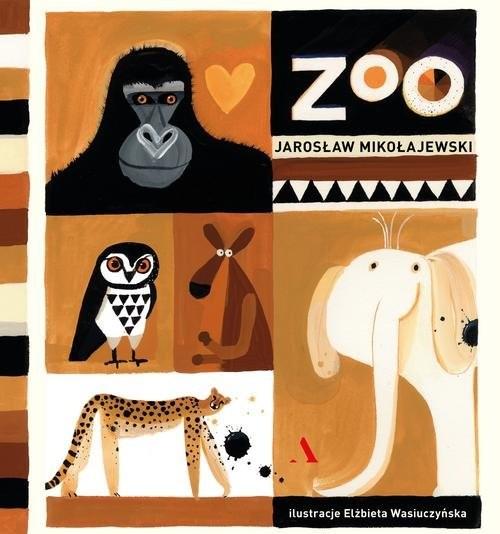 okładka Zoo, Książka | Jarosław Mikołajewski