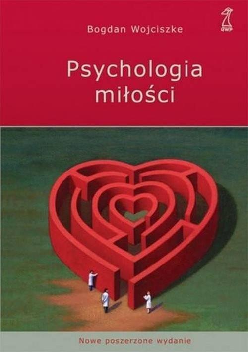 okładka Psychologia miłości, Książka | Wojcieszke Bogdan