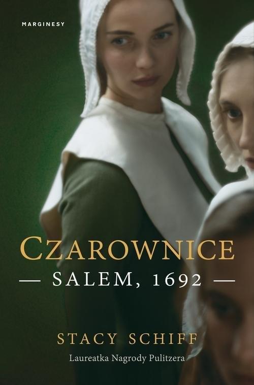 okładka Czarownice Salem 1692, Książka | Schiff Stacy