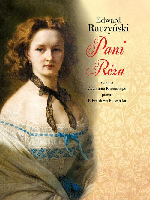 okładka Pani Róża, Książka | Raczyński Edward