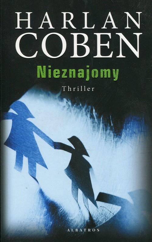 okładka Nieznajomy, Książka | Coben Harlan