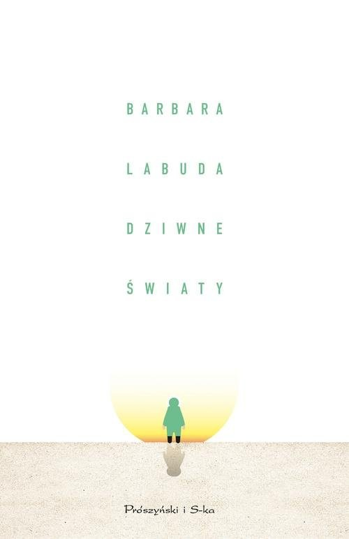 okładka Dziwne światy, Książka | Labuda Barbara