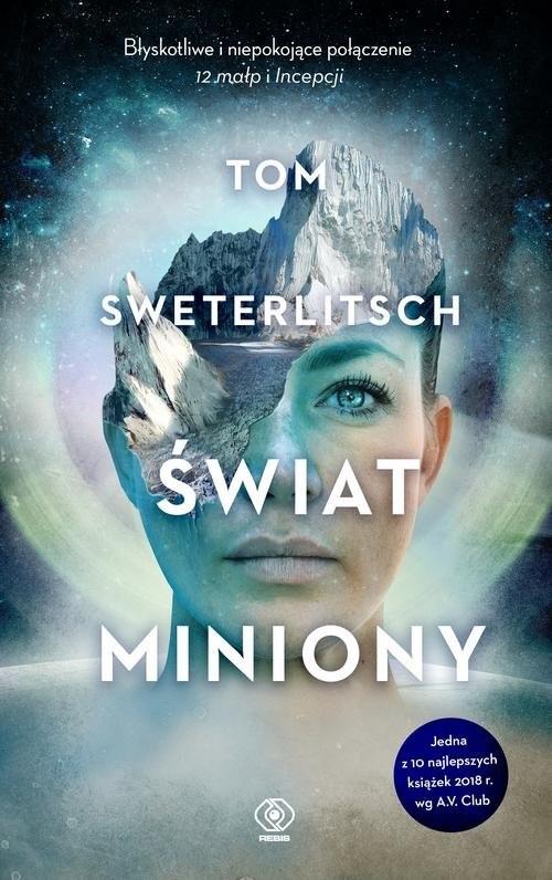 okładka Świat miniony, Książka | Sweterlitsch Tom
