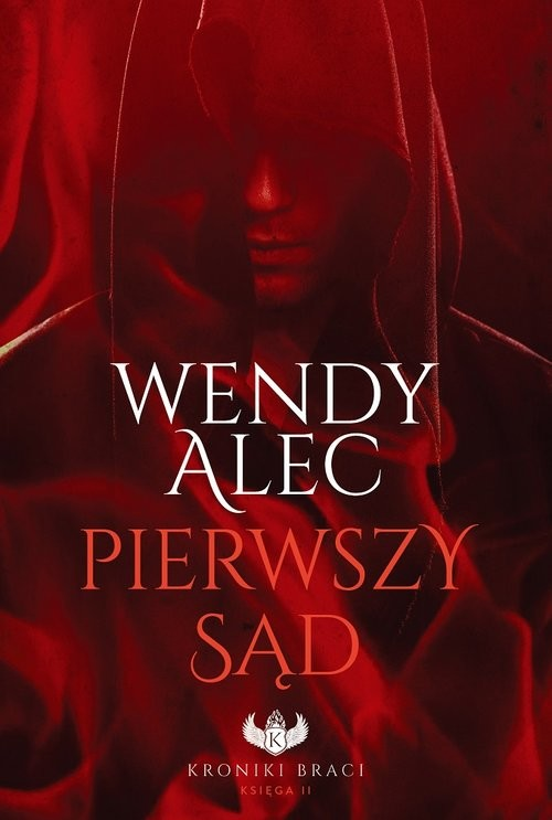 okładka Pierwszy Sąd, Książka | Wendy Alec