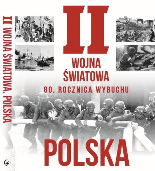 okładka II Wojna Światowa Polska, Książka | Olejnik Wiesława