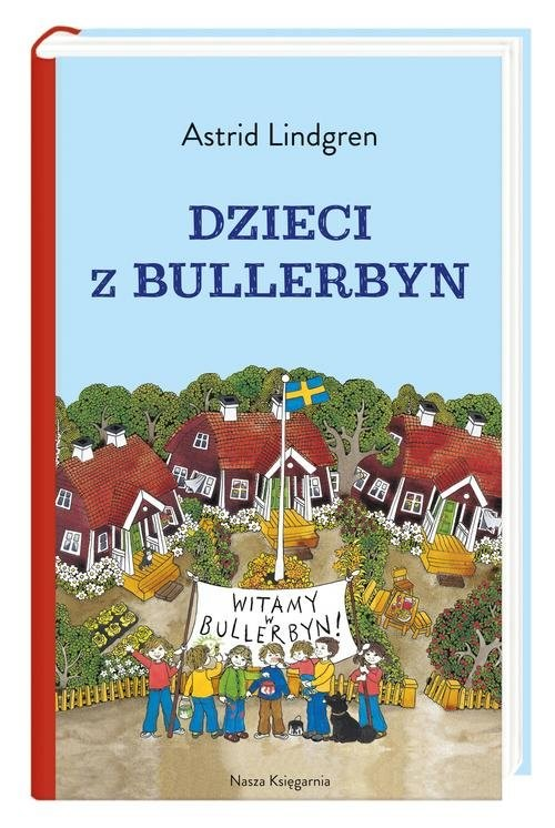 okładka Dzieci z Bullerbyn, Książka | Astrid Lindgren