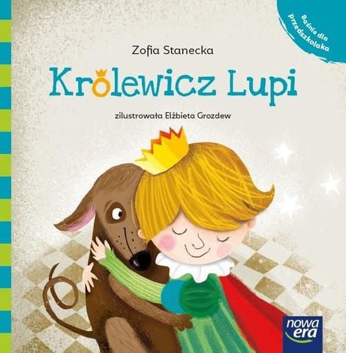 okładka Królewicz Lupi, Książka | Stanecka Zofia
