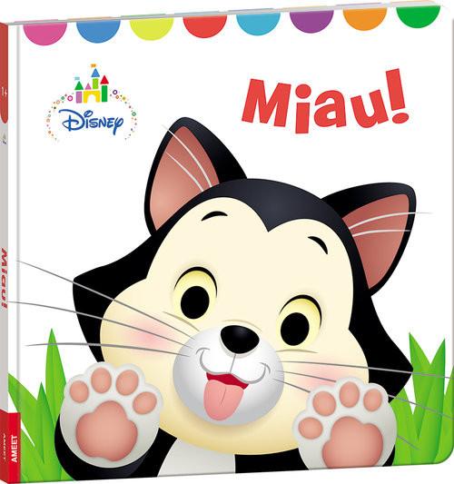okładka Disney Maluch Miau KPW-9202, Książka |