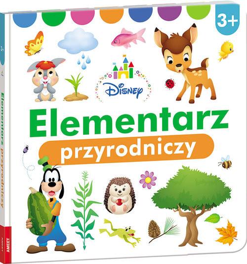 okładka Disney Maluch Elementarz przyrodniczy HOPE-9201, Książka |