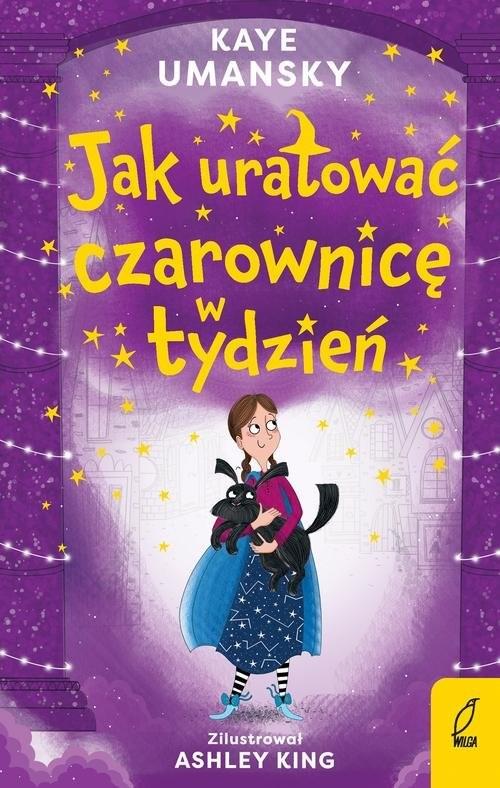 okładka Jak uratować czarownicę w tydzień Tom 2, Książka | Umansky Kaye