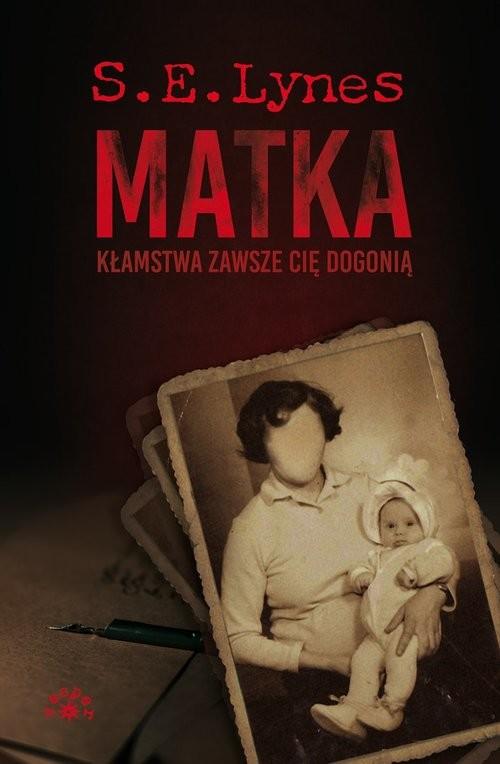 okładka Matka, Książka | Lynes S.E.