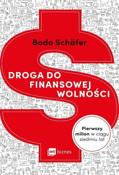 okładka Droga do finansowej wolności, Książka | Bodo Schäfer