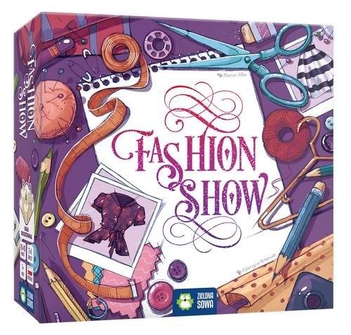 okładka Fashion Showksiążka |  | Kłos Marcin