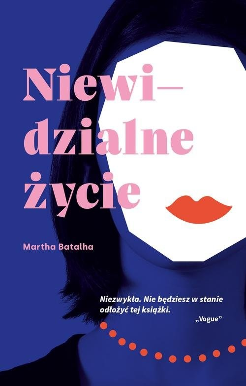 okładka Niewidzialne życie, Książka   Batalha Martha