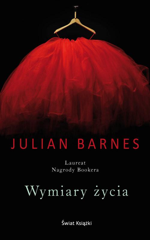 okładka Wymiary życia, Książka | Julian P. Barnes