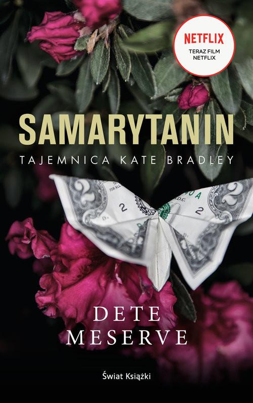 okładka Samarytanin, Książka   Meserve Dete