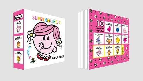 okładka Superkolekcja Mała Miss, Książka | Hargreaves Roger