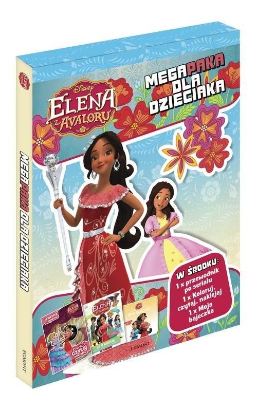 okładka Elena z Avaloru Megapaka dla dzieciaka, Książka | Opracowanie zbiorowe