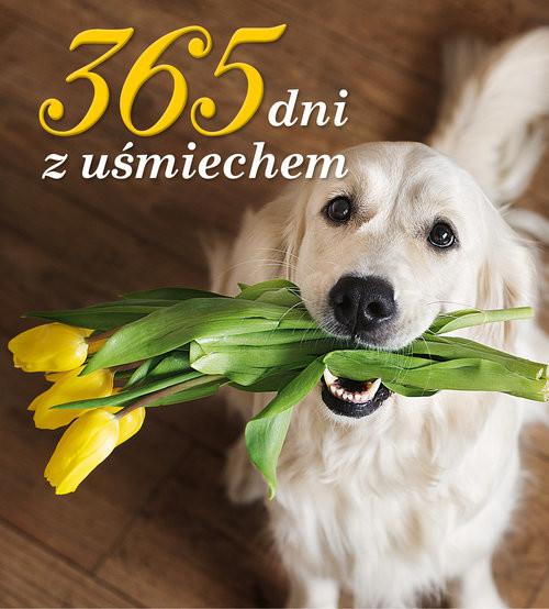 okładka 365 dni z uśmiechem, Książka | Praca Zbiorowa