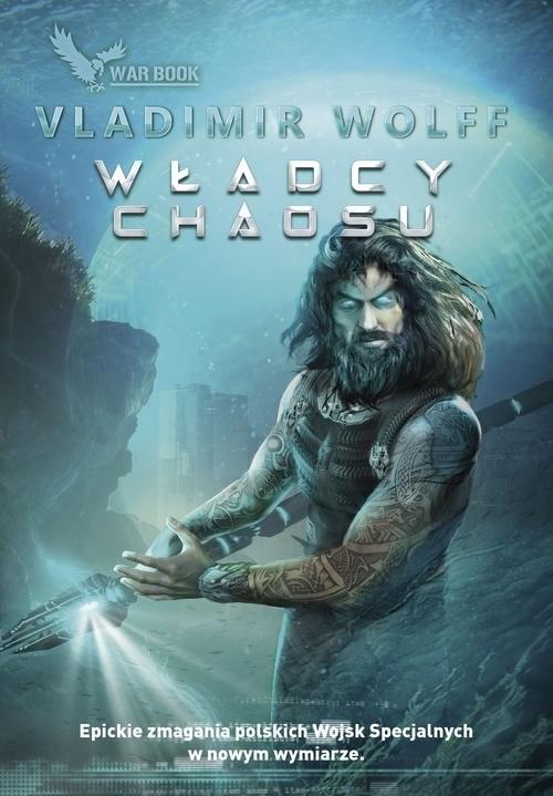 okładka Władcy chaosu , Książka | Vladimir Wolff
