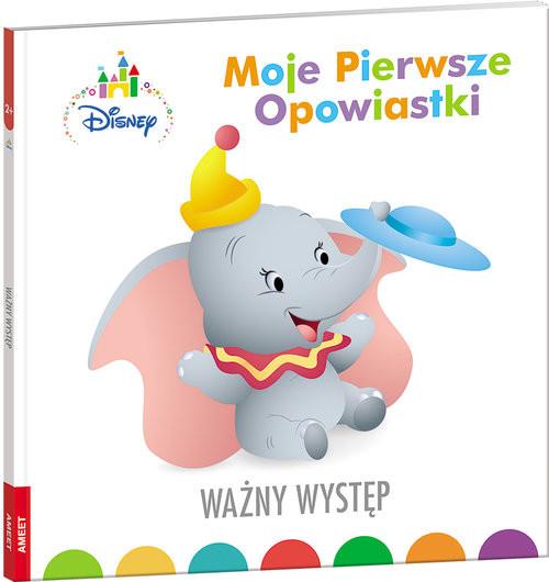 okładka Moje pierwsze opowiastki Ważny występ/BOP9203 BOP-9203, Książka | Opracowanie zbiorowe