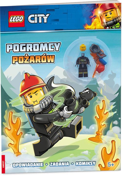 okładka LEGO City Pogromcy pożarów/LNC6018 LNC-6018, Książka | Opracowanie zbiorowe