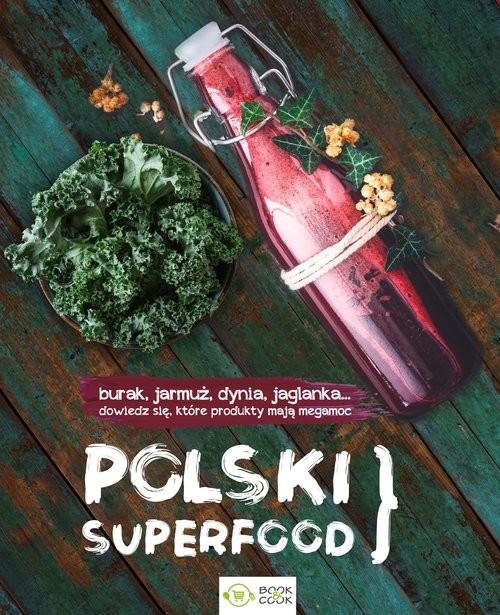 okładka Polski superfoodksiążka     