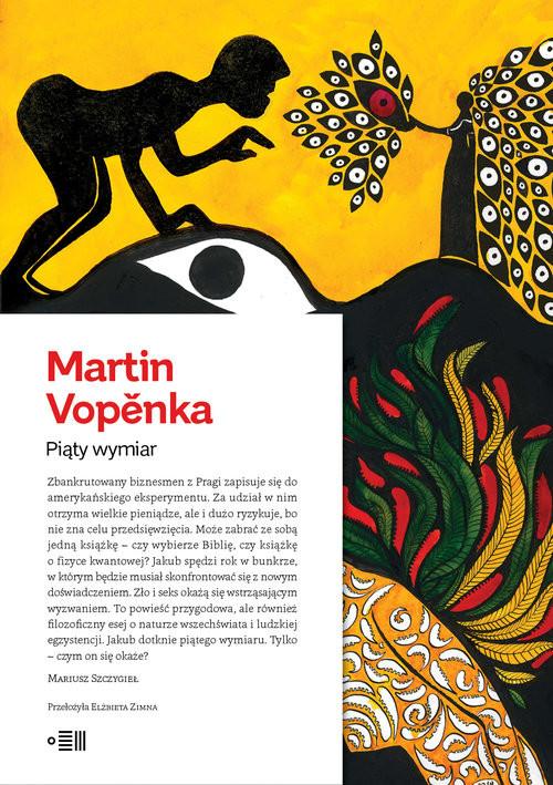 okładka Piąty wymiar, Książka | Vopenka Martin, praca zbiorowa