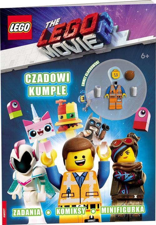 okładka LEGO Movie 2 Czadowi kumple/LNC6051 LNC-6051, Książka | Opracowanie zbiorowe