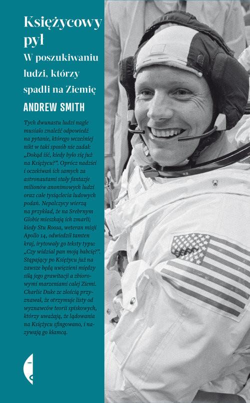 okładka Księżycowy pył W poszukiwaniu ludzi, którzy spadli na Ziemięksiążka |  | Smith Andrew