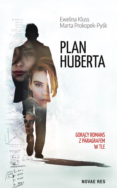 okładka Plan Huberta, Książka   Ewelina Kluss, Marta Prokopek-Pyśk