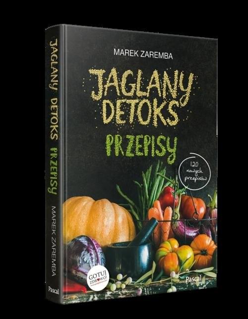 okładka Jaglany detoks.Przepisy, Książka | Zaremba Marek