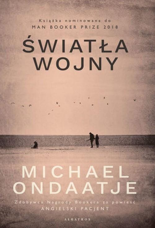okładka Światła wojny, Książka | Ondaatje Michael