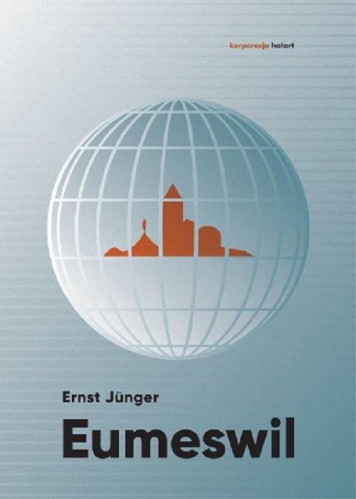 okładka Eumeswil, Książka | Junger Ernst