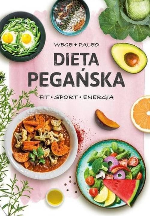 okładka Dieta pegańska, Książka | Pałasz Marzena