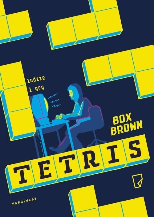 okładka Tetris. Ludzie i gry, Książka | Brown Box