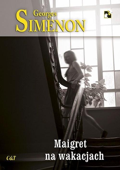 okładka Maigret na wakacjach, Książka | Simenon Georges
